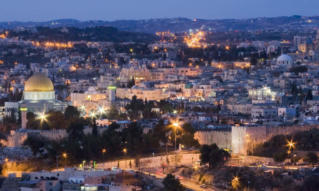 ירושלים, מידע תיירותי על ירושלים | איסתא
